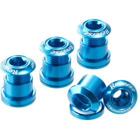 Reverse Kettingbladschroeven blauw